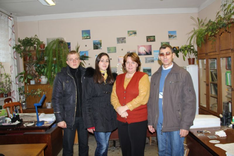 Establishing Professional Contacts in Lviv
